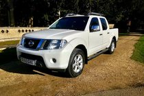 Nissan Navara 2.5 dCi 190 Tekna Double Cab 4x4 Great Example No Vat
