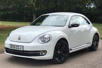 Volkswagen Beetle 2.0 TDI BlueMotion Tech Sport DSG (s/s) 3dr