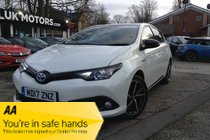 Toyota Auris VVT-I GB25 LIMITED EDITION FROM £305.16 PER MONTH WITH ONLY £500 DEPOSIT