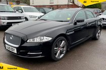 Jaguar XJ 5.0 V8 Supercharged Supersport LWB 4dr