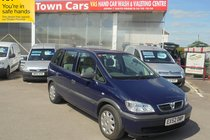 Vauxhall Zafira CLUB DTI 16V