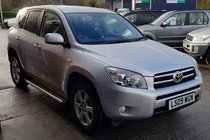 Toyota RAV4 VVTI XTR 5 DOOR MANUAL DIESEL