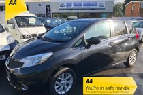 Nissan Note ACENTA PREMIUM SAFETY