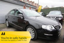 Volkswagen Passat HIGHLINE TDI FULL SERVICE HISTORY ! 1 FORMER LADY OWNER ! HTD LEATHER !  RESERVE & COLLECT !