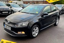 Volkswagen Polo 1.0 TSI BlueMotion Tech Match (s/s) 5dr