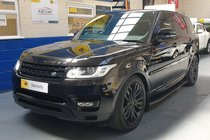Land Rover Range Rover Sport SDV6 HSE DYNAMIC *APPLY FOR FINANCE ON OUR WEBSITE*