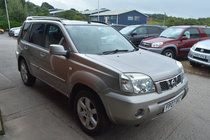 Nissan X-Trail DCI COLUMBIA 4X4 DIESEL MANUAL