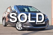 Toyota Yaris 1.4 D-4D TR **SOLD**