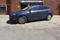 Ford Focus ZETEC TDCI BUY NO DEPOSIT & ONLY £25 A WEEK T&C APPLY