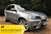 BMW X5 SD M SPORT 286BHP + PAN ROOF/ 20