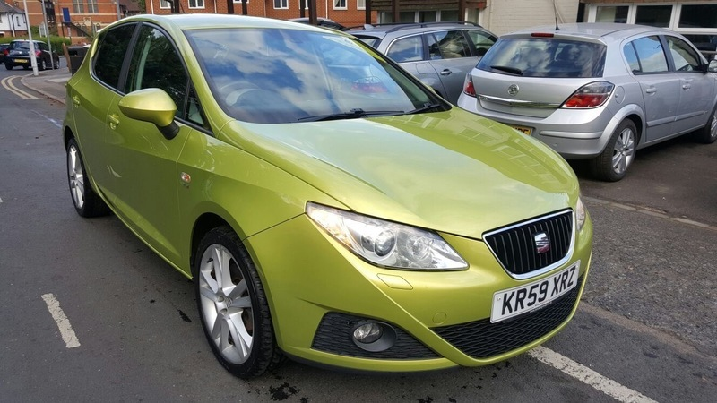seat ibiza 1 6 tdi sport 105ps car centre reading. Black Bedroom Furniture Sets. Home Design Ideas