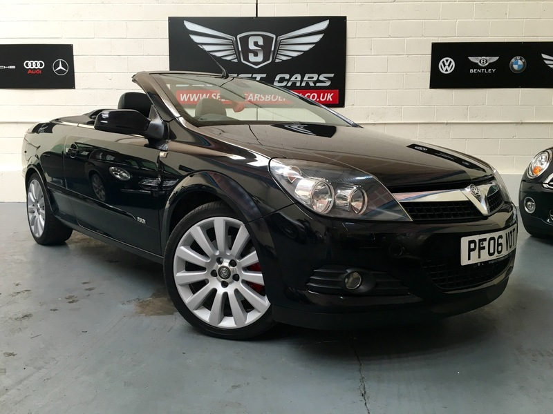 Vauxhall Astra 1.9CDTI 16V TWIN TOP DESIGN 150PS | Select Cars