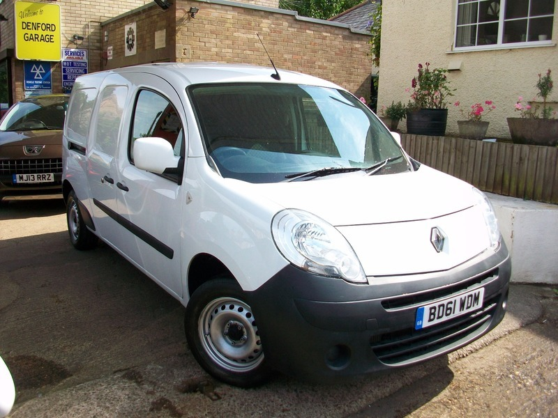 renault kangoo 1 5 extreme dci 90 fml at denford ltd. Black Bedroom Furniture Sets. Home Design Ideas