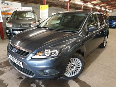 Ford Focus 2.0 TITANIUM ESTATE