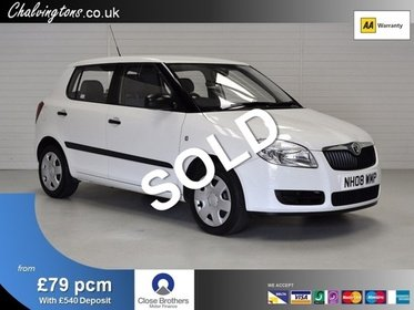 Skoda Fabia 1.2 HTP *AIRCON* 5DR, Low Mileage, Low Insurance, £130 Road Tax, 40MPG