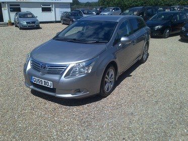 Toyota Avensis 2.0 VALVEMATIC T4