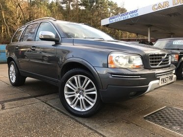 Volvo XC90 D5  EXECUTIVE GEARTRONIC 185BHP