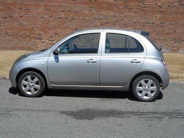 Nissan Micra SX