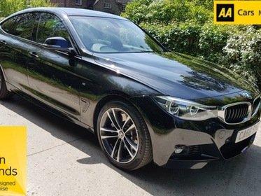 BMW 3 SERIES 3.0 340i M SPORT GRAN TURISMO AUTO