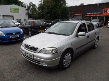 Vauxhall Astra 1.6I CLUB