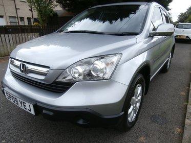 Honda CR-V 2.2 I-CTDI SE+ 4X4