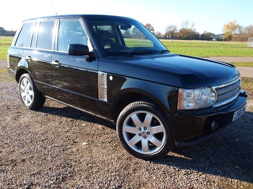 Land Rover Range Rover REVERSING CAMERA, TOW BAR