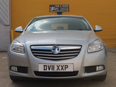 Vauxhall Insignia 1.8I 16V VVT SRI