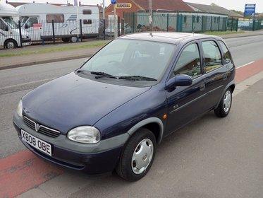 Vauxhall Corsa GLS 1.2I 16V