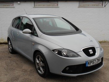 SEAT Altea 2.0 TFSI FR 5dr 1 FORMER KEEPER , A1 CONDITION