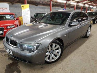 BMW 7 SERIES 730i SPORT