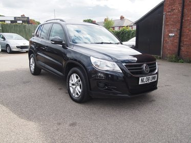 Volkswagen Tiguan 2.0 TDI S 140PS FULL SERVICE HISTORY ! 99% FINANCE APPROVAL !