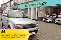 Land Rover Range Rover Sport SDV6 HSE LUXURY STUNNING EXAMPLE