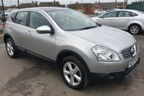 Nissan Qashqai TEKNA DCI - PX TO CLEAR