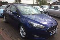 Ford Focus ZETEC TDCI, EXCELLENT SPEC CAR, £0 TAX