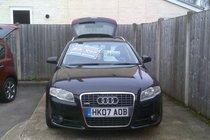 Audi A4 2.0T FSI S line