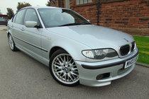 BMW 3 SERIES 330d M-Sport