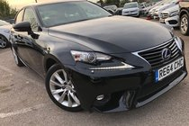 Lexus IS 300H EXECUTIVE EDITION 4DR CVT AUTO 1OWNER
