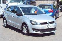 Volkswagen Polo 1.2 S A/C 70,000 SERVICE HISTORY