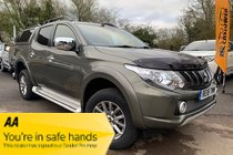 Mitsubishi L200 DI-D 4WD BARBARIAN DOUBLECAB MANUAL + HARDTOP-- NO VAT TO PAY