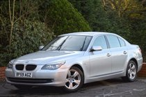 BMW 5 SERIES 520d SE Business Edition
