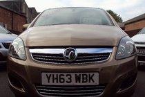 Vauxhall Zafira 1.6 DESIGN 115 7 SEATS