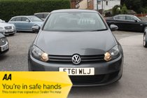 Volkswagen Golf MATCH TDI - VW build quality, reliability, coupled with great looks, good condition and service history! Makes this a good buy!!