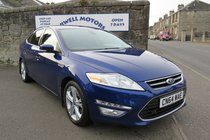 Ford Mondeo 2.0TDCI TITANIUM X BUSINESS ED 163PS