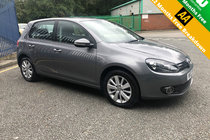Volkswagen Golf 1.6 TDI MATCH DSG BLUEMOTION TECHNOLOGY