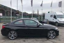 BMW 2 SERIES 218d SPORT,12 MOT, JUST BEEN SERVICE