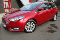 Ford Focus TITANIUM NAVIGATOR ESTATE 2.0 TDCI AUTO