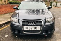 Audi A3 TDI SE DPF