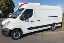 Renault Master 2.3 dCi MML35 Business Medium Roof Van (RWD) (RWD) 5dr