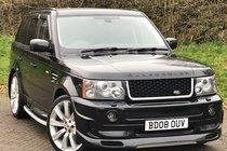 Land Rover Range Rover Sport TDV8 HSE E4