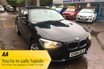 BMW 1 SERIES 114d SE SPORT S/S